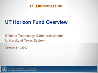 UT Horizon Fund Overview