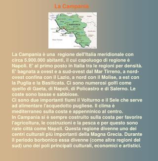 La Campania