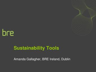 Sustainability Tools