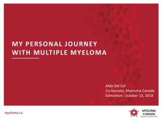 Multiple Myeloma