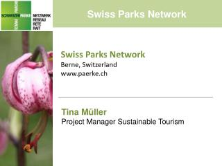Swiss Parks Network