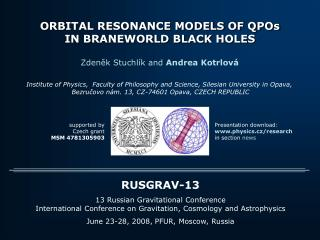 ORBITAL RESONANCE MODELS OF QPOs IN BRANEWORLD BLACK HOLES