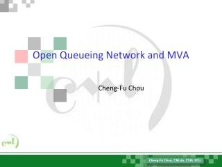 Open Queueing Network and MVA