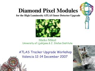 Diamond Pixel Modules  for the High Luminosity ATLAS Inner Detector Upgrade