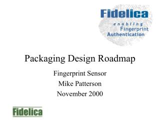 Packaging Design Roadmap