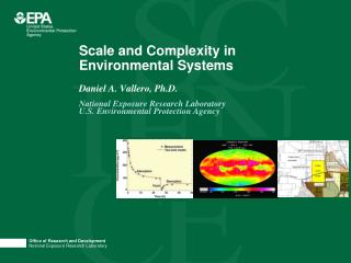 Scale and Complexity in Environmental Systems