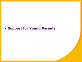 Support for Young Parents