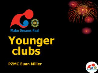 Younger clubs PZMC Euan Miller