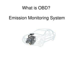 What is OBD?