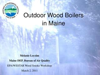 Outdoor Wood Boilers in Maine
