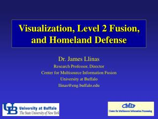 Visualization, Level 2 Fusion, and Homeland Defense