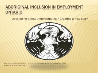 Aboriginal Inclusion in Employment Ontario