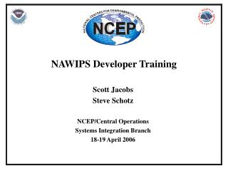 NAWIPS Developer Training