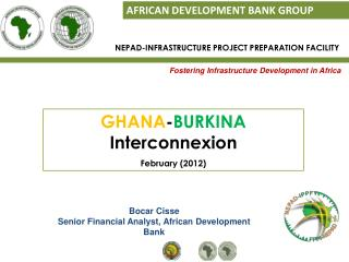Fostering Infrastructure Development in Africa