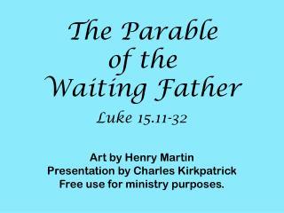Luke 15.11-32