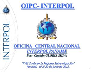 OIPC- INTERPOL