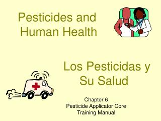 Pesticides and  Human Health