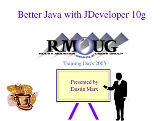 Better Java with JDeveloper 10g
