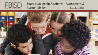 3 Types of  Accountability  Measures