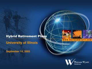 Hybrid Retirement Plans