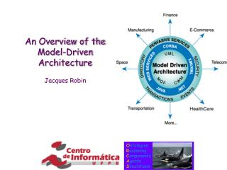 An Overview of the  Model-Driven Architecture