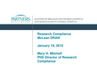 Why all the current emphasis on compliance?