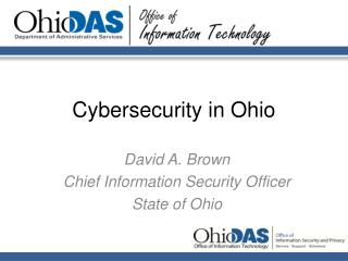 Cybersecurity in Ohio