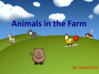 Animals in the Farm