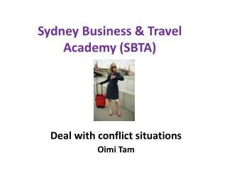 Sydney Business & Travel Academy (SBTA)