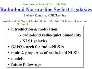 Radio-loud Narrow-line Seyfert 1 galaxies