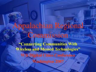 Appalachian Regional Commission