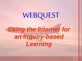 WEBQUEST