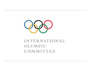 OLYMPIC LEGACY Christophe DUBI Deputy Olympic Games Executive Director