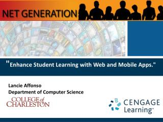""" Enhance Student Learning with Web and Mobile Apps."""