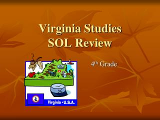 Virginia Studies  SOL Review