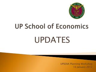 UP School of Economics