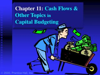 Chapter 11: Cash Flows  Other Topics in  Capital Budgeting