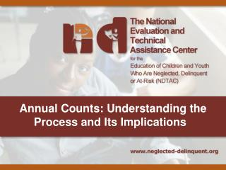 Annual Counts: Understanding the Process and Its Implications