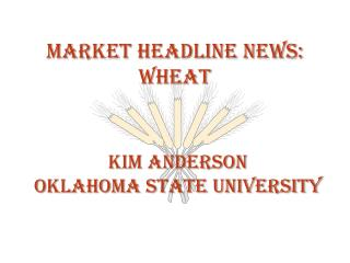 Market Headline News: Wheat