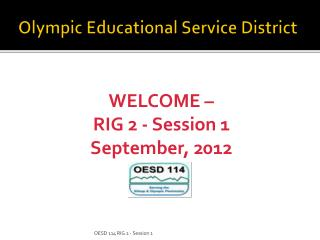 Olympic Educational Service District