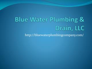 Plumbing Contractor Pensacola, FL