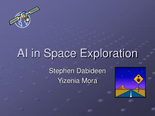 AI in Space Exploration