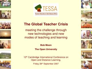 The Global Teacher Crisis