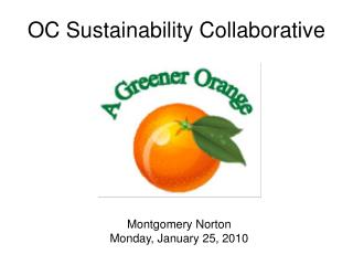 OC Sustainability Collaborative