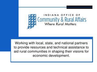 Community Development Block  Grant Program (CDBG)