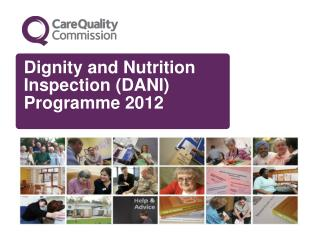 Dignity and Nutrition Inspection (DANI) Programme 2012