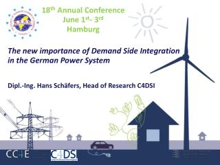 18 th  Annual Conference  June 1 st - 3 rd Hamburg