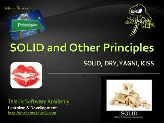 SOLID and Other Principles