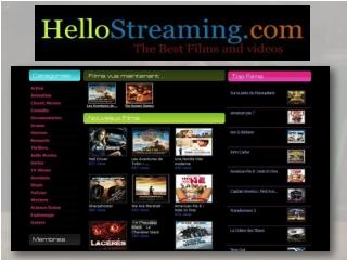 streaming films