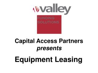 Capital Access Partners presents